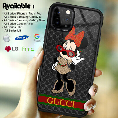 Case iPhone 11 Pro Max Guccy845rCases 7 X XR XS Minnie Galaxy S10 S20 Ultra 161