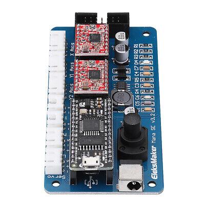 Eleksmaker Manase 2 Axis Stepper Motor Driver Controller Board For Diy Laser
