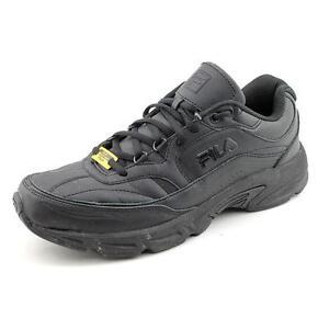 2291aee94978 FILA Memory Workshift Men US 11 Black Work Shoe Pre Owned Blemish ...