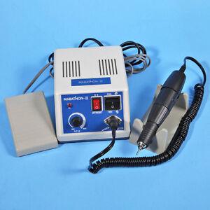 Dental-Lab-Electric-Marathon-Micro-motor-Polisher-35K-RPM-Handpiece