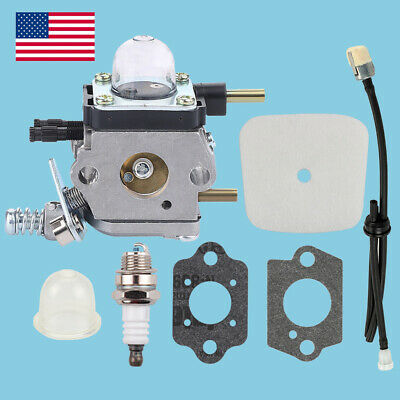 Carburetor Carb Fuel Line For Zama C1U-K54A Mantis Tiller 7222 Echo 12520013123
