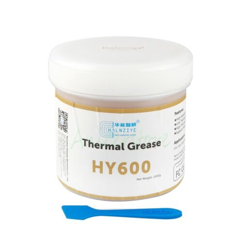 1kg/1000g Gold CPU Thermal Grease Paste Chipset GPU Cooling Silicone Compound