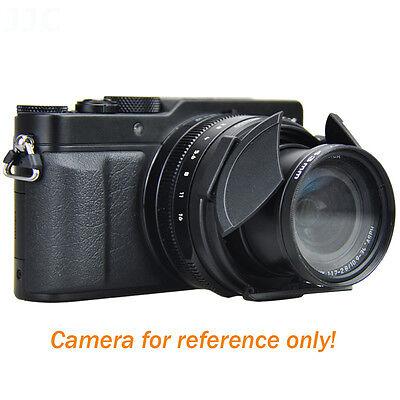 Auto SELF-RETAINING Lens Cap ALC-LX100 for Panasonic LUMIX DMC-LX100 US Seller