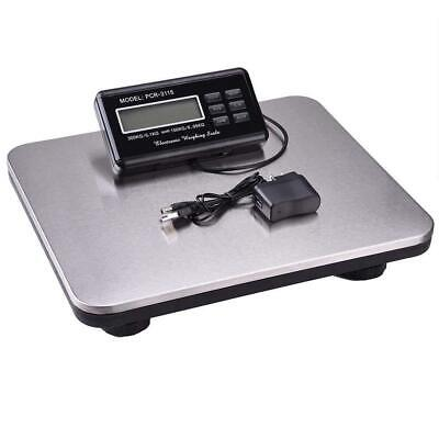 Stainless Steel Digital Uspsups Shipping Weighing Scale 300lbs X 0.1lb Kg
