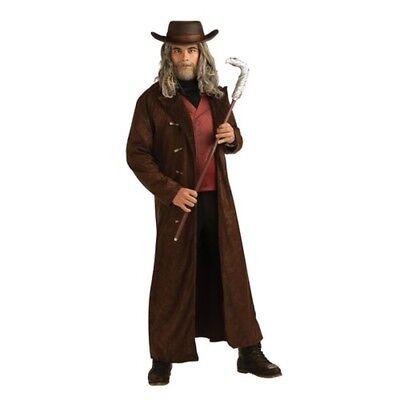 Herren Erwachsene Cowboy Jonah Hex Quentin Turnbull Kostüm - Jonah Hex Kostüm