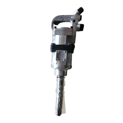 1900ftlbs Air Impact Wrench Tool Gun 1inch Drive Torque Pneumatic Tools Sliver