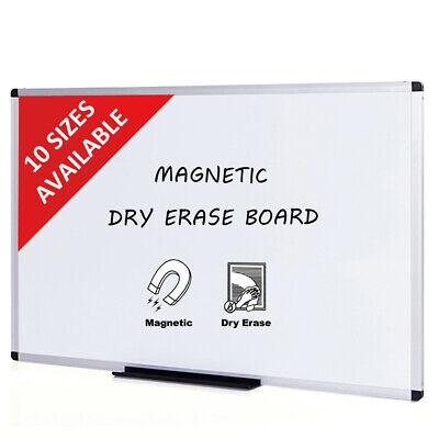 Viz-pro Dry Erase Board Magnetic Aluminium Frame School And Office Whiteboard