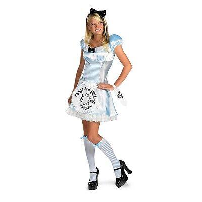 Disney Disguise Alice in Wonderland Adult Women Costume (Disney Alice In Wonderland Costume)