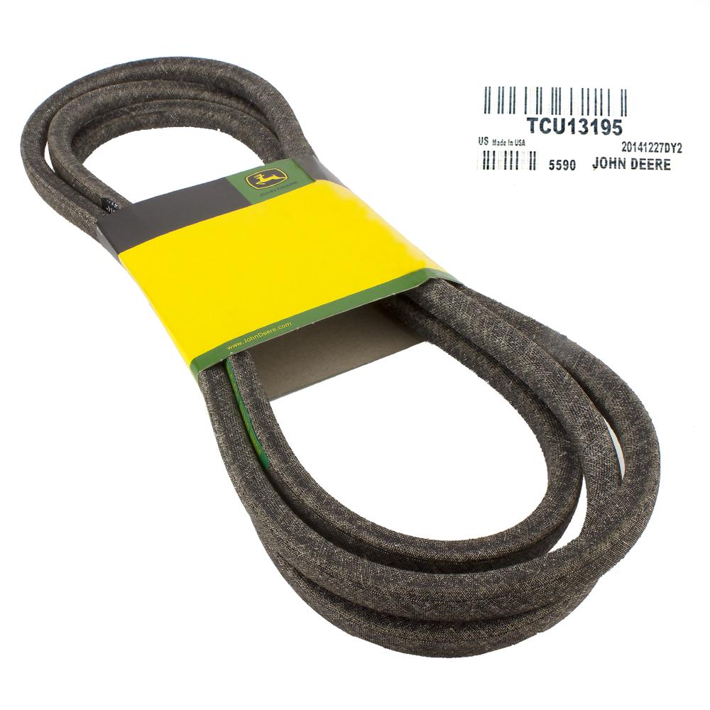 John Deere Original Equipment V-Belt #TCU10003