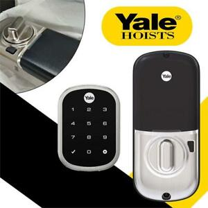 NEW Yale Assure Lock SL with Z-Wave Plus - Key Free Door Lock with Touchscreen Keypad - Works with SmartThings, Wink ...