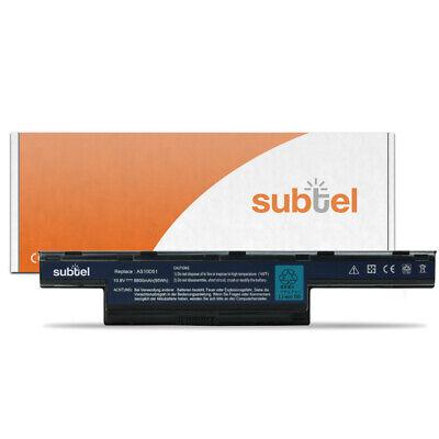 Bateria para Acer Aspire V3-571G Aspire 5742G TravelMate P273-MG 8800mAh