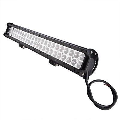 "22"" Aluminum LED Light Bar 144W 4800LM IP67 Waterproof Driving Truck Vehicle"
