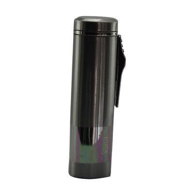 Scorch Torch Triple Jet Flame Butane Cigarette Cigar Torch Lighter – Gun Metal