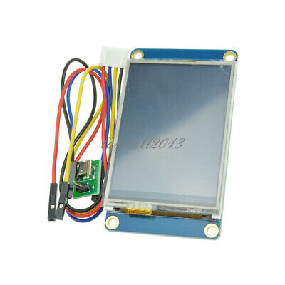 2.4 Nextion Usart Hmi Tft Lcd Display Module For Raspberry Pi 2 A B Arduino