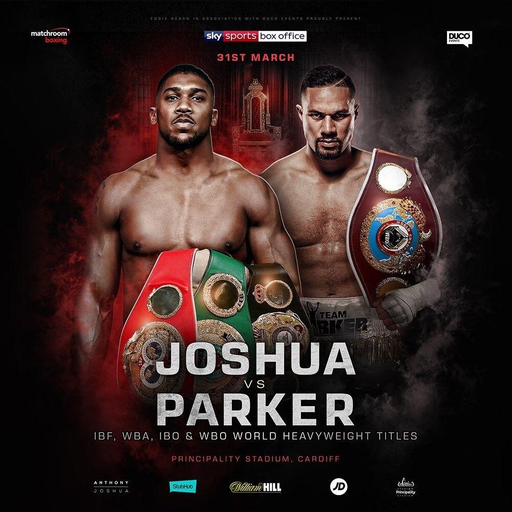 Joshua V Parker Predictions