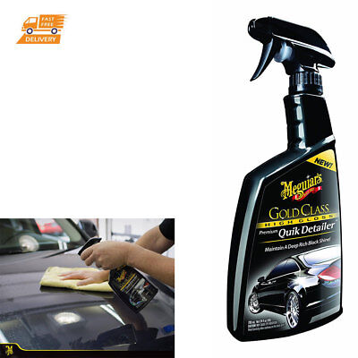 Car Detailing Spray Polish Dust Remover Bird Poop Dropping Cleaner Glossy Shine
