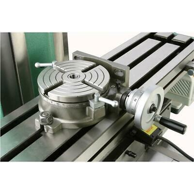 Grizzly H7527 6 Rotary Table W Div. Plates
