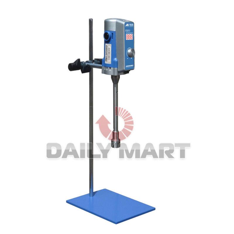 AD500S-H Lab Equipment Homogenizer Disperser Mixer AD500S-H 500~15000rpm Digital