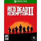 Microsoft Xbox One Red Dead Redemption Video Games