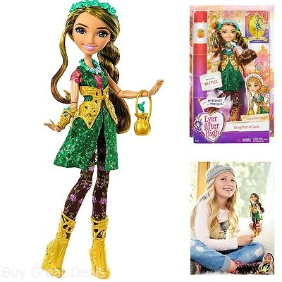 Doll Character Toy Ever After High Jillian Beanstalk Pretend Play Collectible