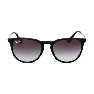 5e7a9a20f5d6 Ray-Ban Erika RB4171 Women's Sunglasses - Black/Gray for sale online ...