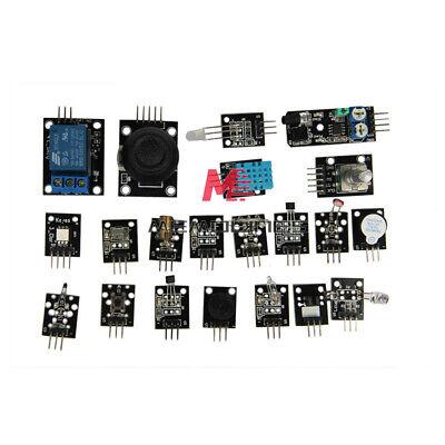 37 Sensor Kit 45 In 1 Sensor Module Starter Kit Module For Arduino Mcu