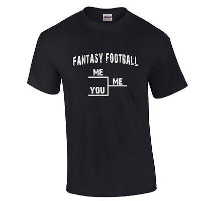 Football Graphic Tee (Fantasy Football T Shirt New FFL Bracket Fantasy Football League)