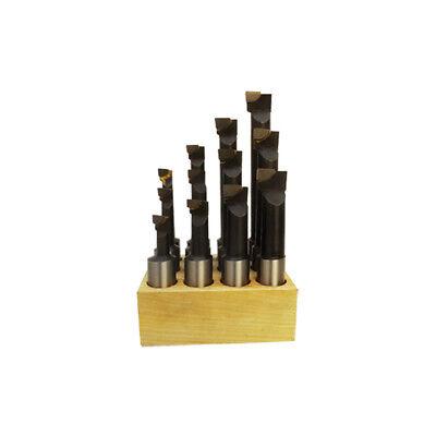 Boring Bar 12 Pc X 34 Shank 50rc Bore C6 Carbide Tip