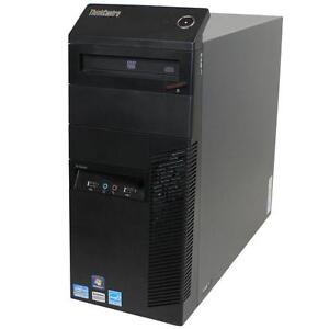 Lenovo Thinkcentre M2992 Tower - Windows 7 Pro - www.infotechcomputers.ca