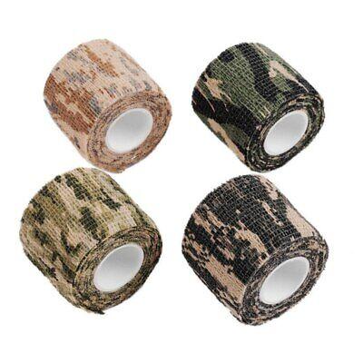 3er SET TARNBAND Klebeband Gewebeband Camouflage Camo Army Tape Isolierband Tape