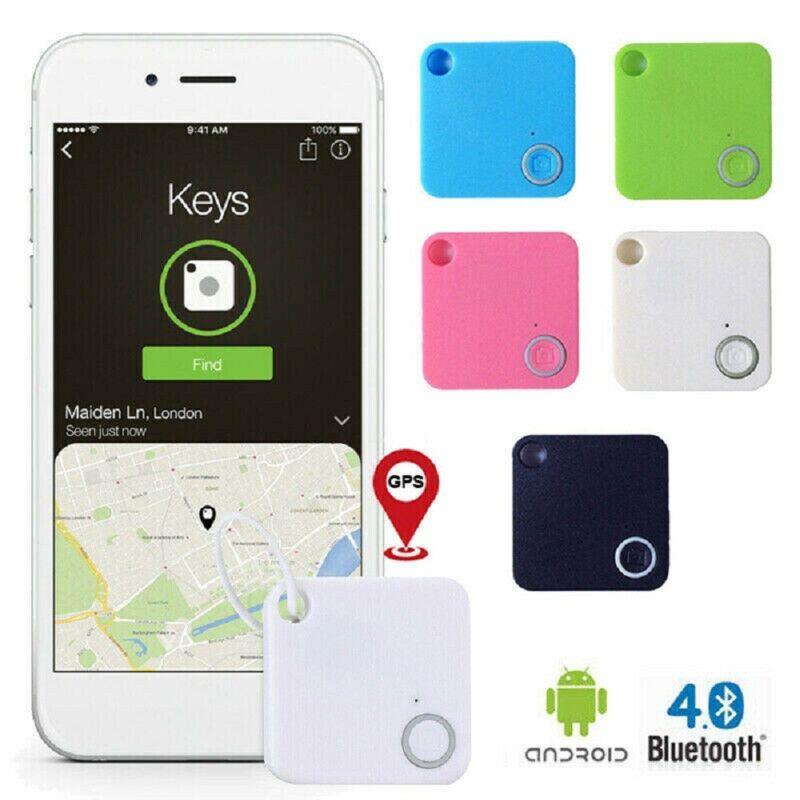 Mini Bluetooth Tile Mate GPS Tracker Key Finder Locator Anti