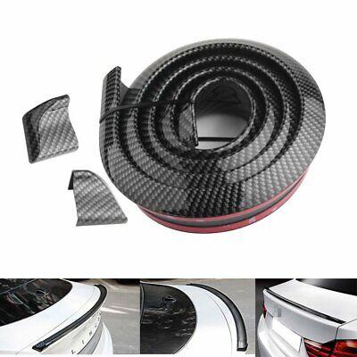Kofferraum Hintere Dach Lippe Spoiler Streifen für SUV Hinten Stoßfänger Lippe