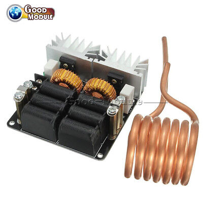 Driver Heater 20a 1000w Zvs Low Voltage Induction Heating Board Module Flyback