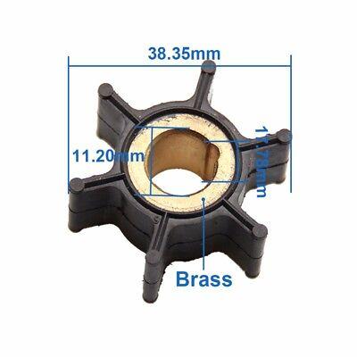 Impeller 6-8-4,5-7 HP4 Deluxe 2-takt( 5-6 HP 4-takt) OMC-Johnson-Evinrude 389576