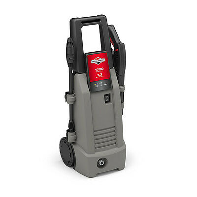 Briggs & Stratton Pressure Washer (Briggs & Stratton 1700 PSI 1.3 GPM Electric Powered Pressure Washer |)