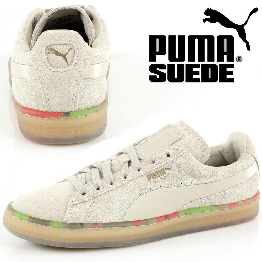PUMA Ladies Suede Classic Leather