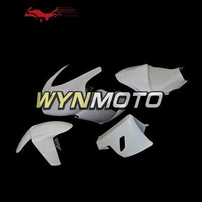 Bodywork for Kawasaki ZX6R 2007 2008 07 08 Fiberglass Panels Unpainted Fairings