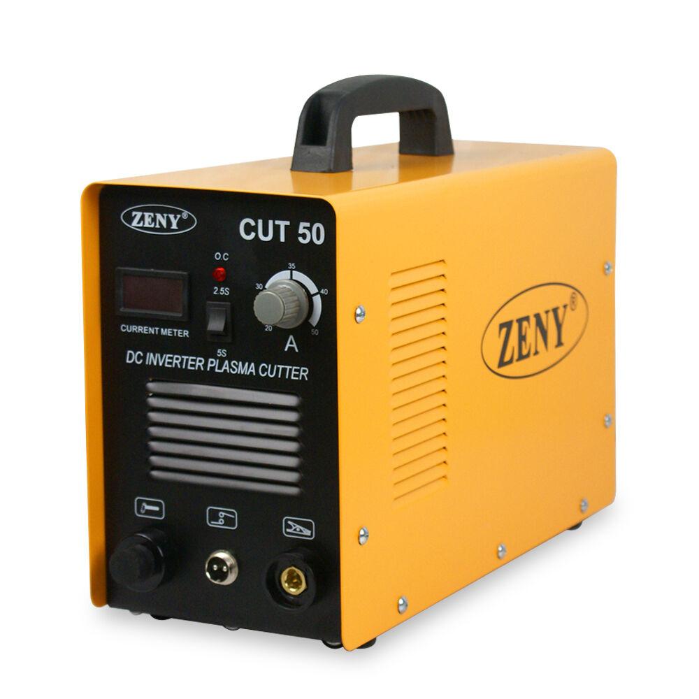 CUT-50 Electric Digital Plasma Cutter Inverter 50AMP Welder Cutting Dual Voltage 1