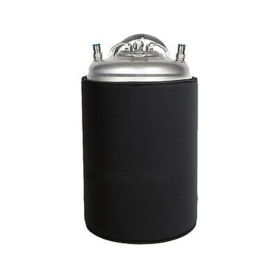 2.5 Gallon New Ball Lock Amcyl Corny Homebrew Beer Keg Parka - Free Shipping