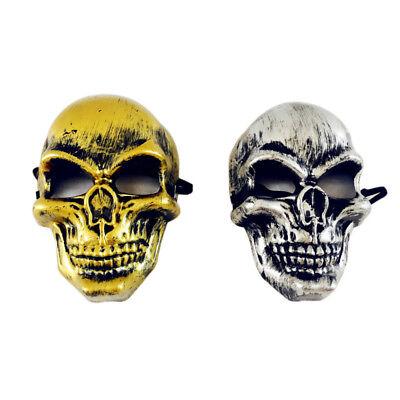 Unique Halloween Grimace Night Terror scary Skull Mask Fancy Dress Party Dress - Unique Halloween Masks