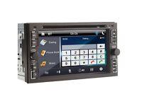 6.2'' 2 DIN Universal Car DVD Player In Dash Video Audio Auto Radio Car Stereo PC Bluetooth