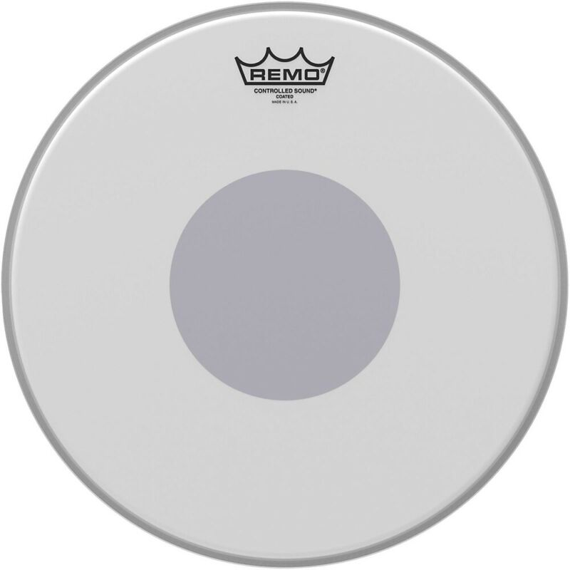 Remo Controlled Sound Reverse Dot Coated Snare Head 14 in.