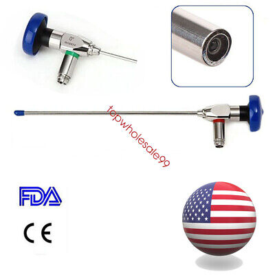 0endoscope Ent Sinuscope 4mm Arthroscope Sinus Scope Connector Fit Forwolf 2019