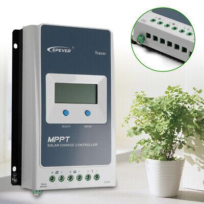 20A 60V MPPT Solar Charge Controller 12V/24V Battery Regulator 520W