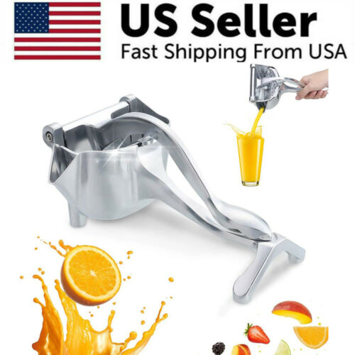 Manual Juicer Hand Juice Press Squeezer Fruit Juicer Extract