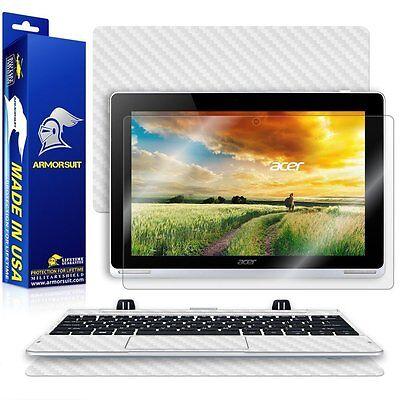 ArmorSuit Acer Aspire Switch 10 (SW5-012) Screen Protector + White Carbon Fiber segunda mano  Embacar hacia Mexico
