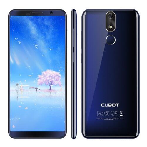 "6"" Cubot Power 4G Smartphone 6GB+128GB Octa Core Handy 20MP 6000mAh Android 9.0"