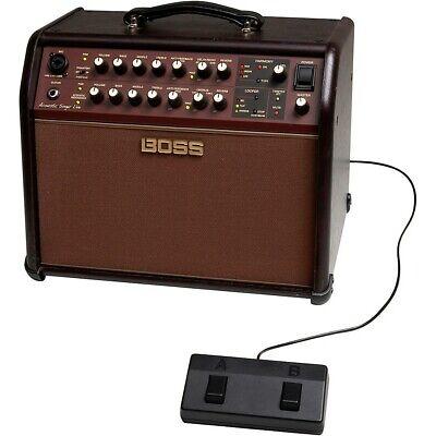Boss Acoustic Singer Live 60W 1x6.5 Acoustic Guitar Amplifier  LN
