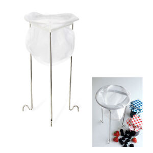 TALA JAM / JELLY STRAINING KIT JAM MAKING PRESERVE ~WITH STAND & JELLY BAG - NEW
