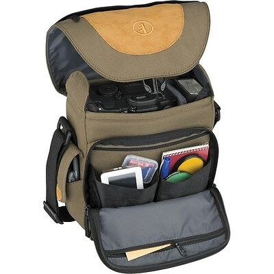 Tamrac 3536 Express 6 Camera Bag (Khaki) - for Compact Digital or Film SLR Tamrac Compact Film